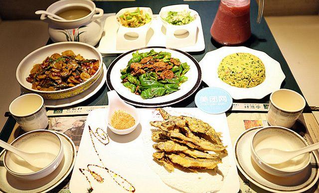 3-4人餐,做养生健康达人,品绿色美食,饮关东佳酿