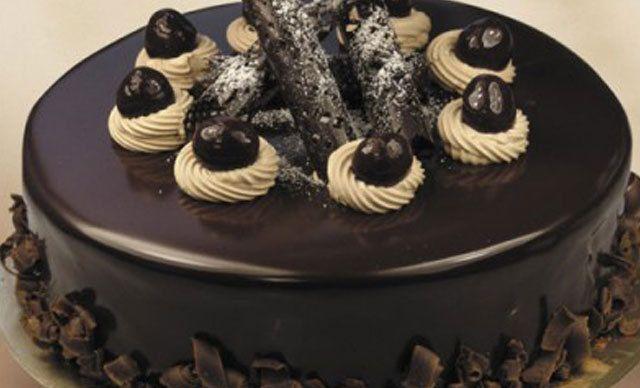 欧式水果蛋糕1个,欢乐时光,尽享美味