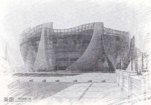 ,徐州,音乐厅位于美丽的云龙湖北侧初中休闲区校鸡都市magnet图片