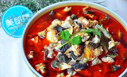 代金券1张,以徐州本地菜、湘菜、烤鸭、川菜为主