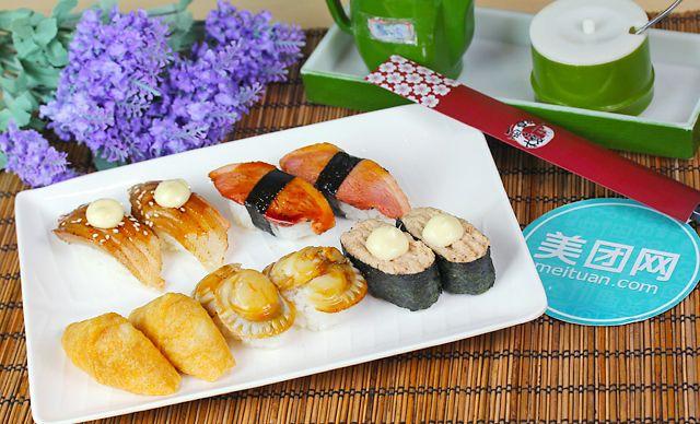 双人餐,熟食寿司拼盘,特色美食,欢乐享受