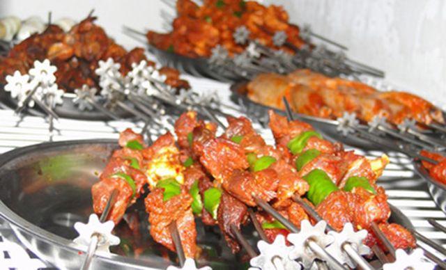 单人晚餐自助5选1,特色美食,欢乐享受
