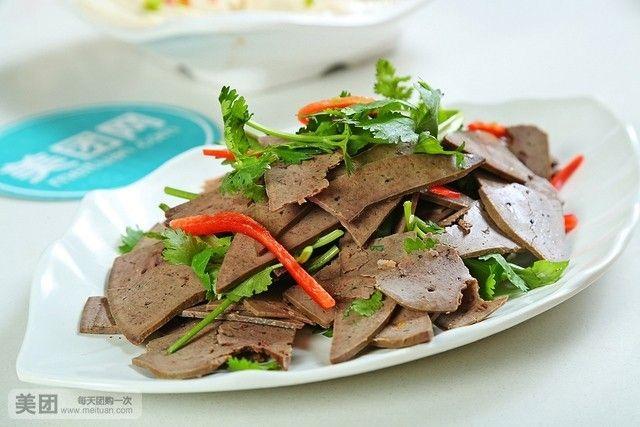 凉拌猪肝怡浓官网食品图片