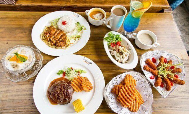 美味双人餐,提供免费WiFi,传承经典双人西餐