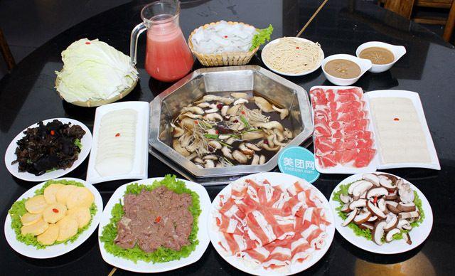 6-8人套餐,渝江味道,正宗的火锅
