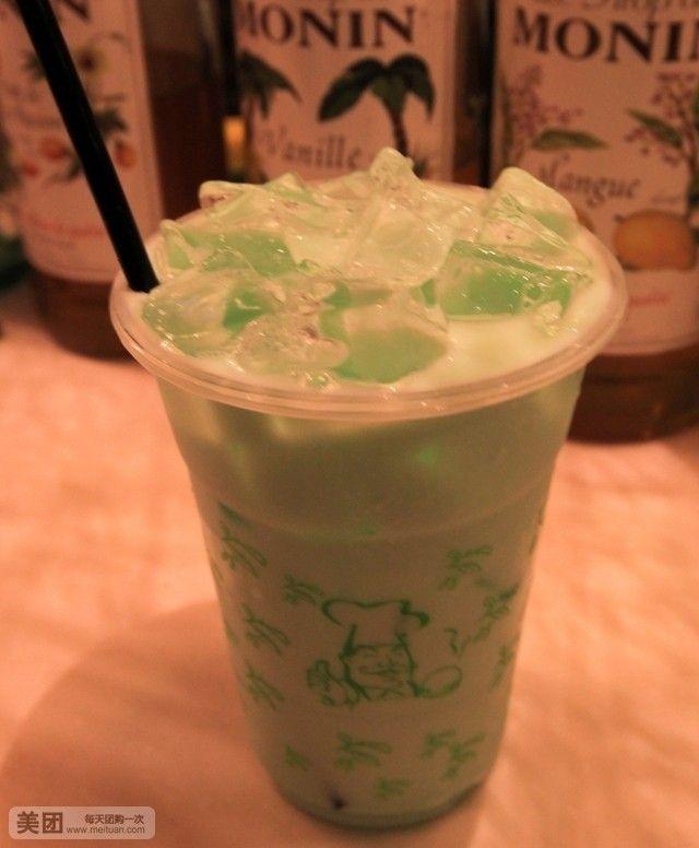 冰摇薄荷绿