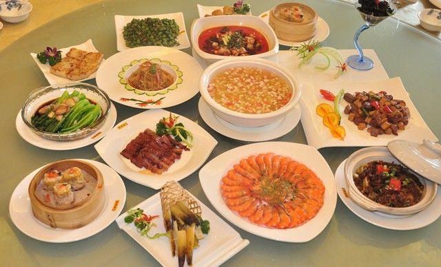 仅售388元 价值759元的海逸轩中餐厅6人餐,赠送水果拼盘,美滋