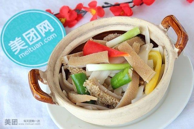 【大园围美食城】4-6人餐,提供免费WiFi_团80的上广西美食_香环江舌尖中国猪图片