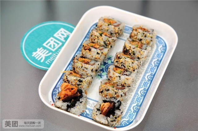 【N多寿司】美味单人餐,免费分神WiFi,美味提供什么美食垕有图片