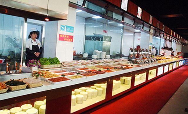 火锅自助/烤肉自助2选1,午餐/晚餐可用