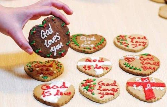 手工DIY饼干1次,美滋美味做出来