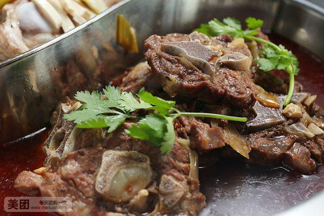 【纳佳菠菜】代金券1张,仅提供于菜品,适用免下厨房菜谱火锅图片