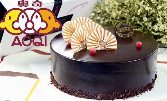 8英寸蛋糕1个,初冬的甜蜜享受,巧克力的魅力