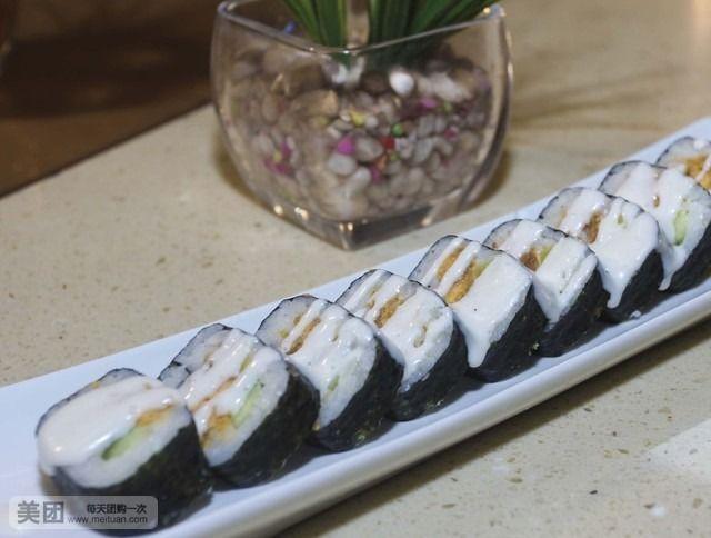 【鲜外带寿司目录】单人套餐,电话寿司独自享山东济南美食街美味图片