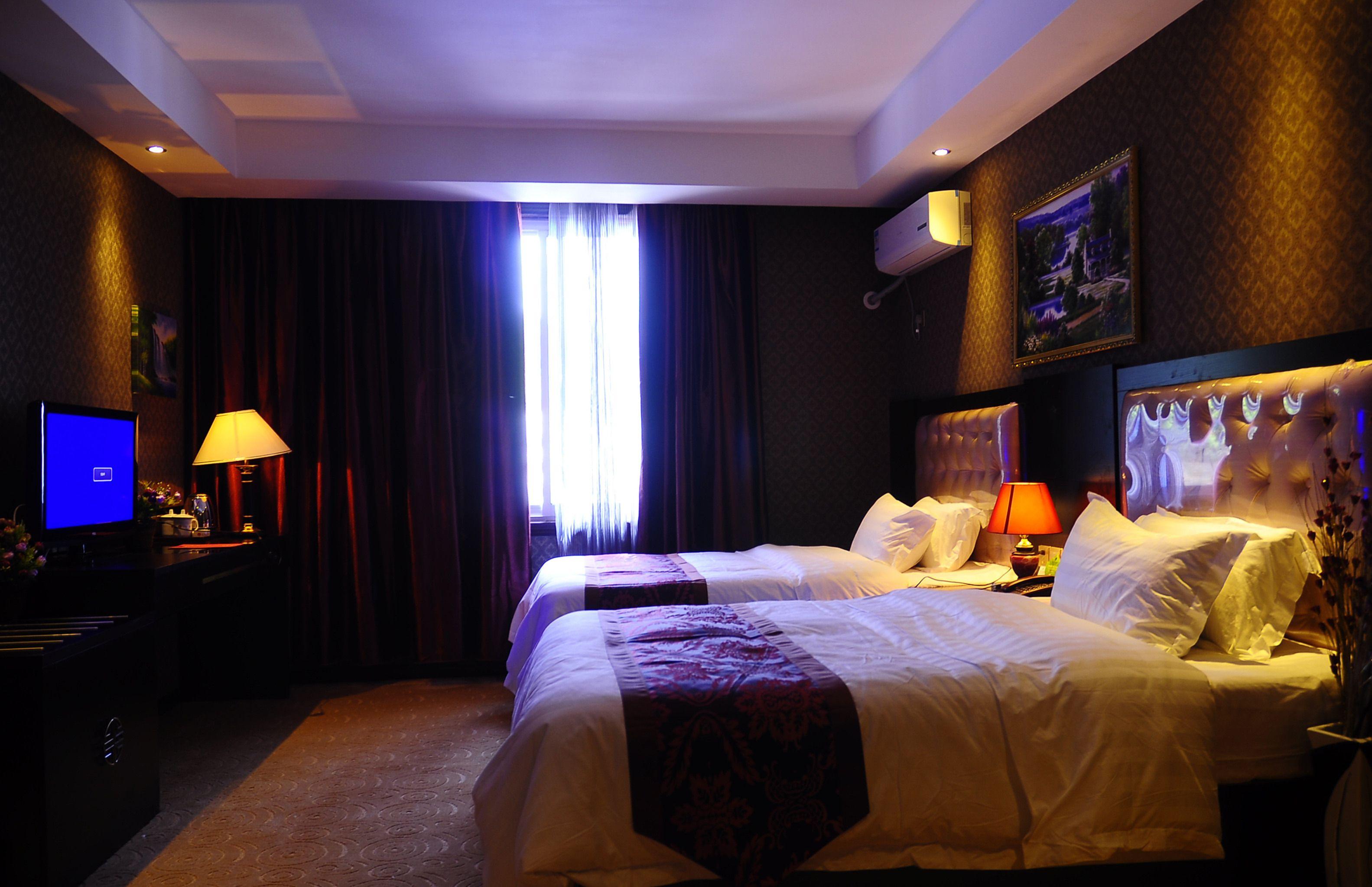 背景墙 房间 家居 酒店 设计 卧室 卧室装修 现代 装修 3166_2046