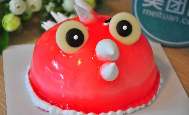 8英寸鲜奶蛋糕4选1,分享美味,分享幸福