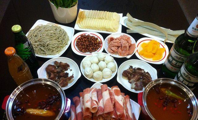 时尚小火锅双人餐 ,欢乐共享
