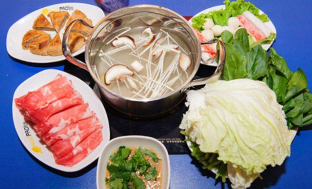 单人火锅套餐,欢乐时光,美味共享