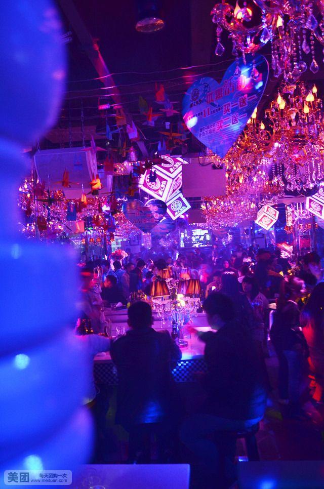 潮人夜店酒吧