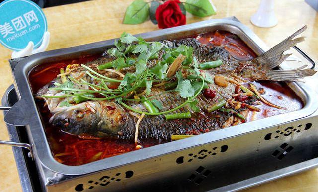双人餐,香嫩酥脆,美味可口,吃好吃的烤鱼,就选林记