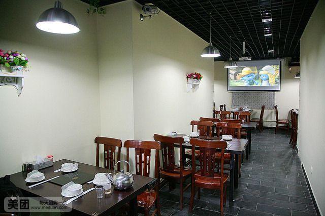 餐厅留言墙设计