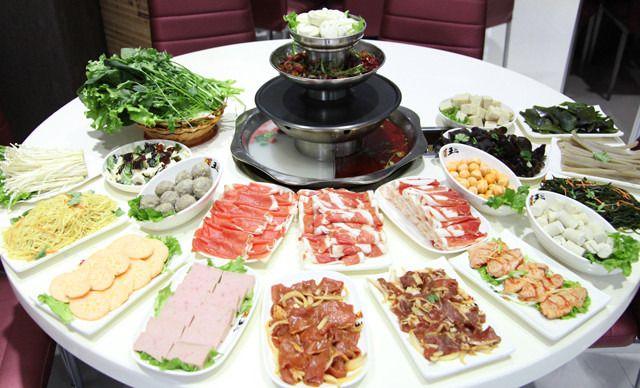 聚会8人餐,美味欢乐一起分享