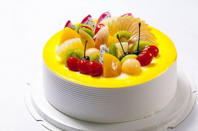 卡其蛋糕-美团