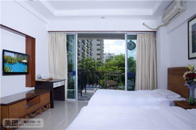 椰风海韵蓝色港湾度假公寓-美团