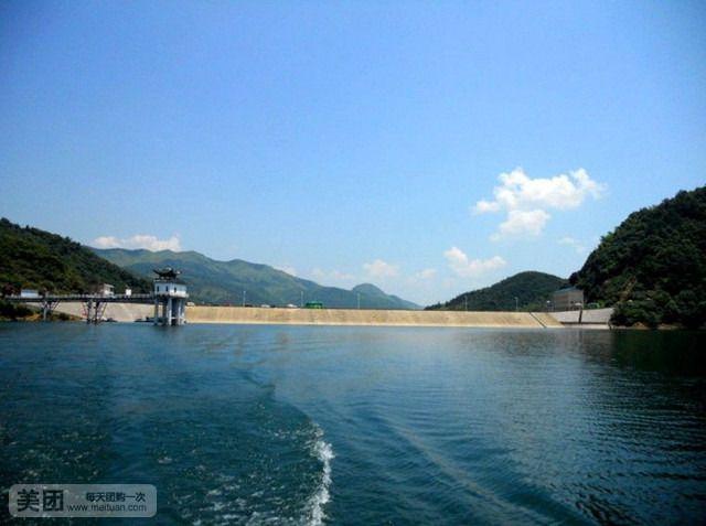 黄石仙岛湖旅游风景区门票