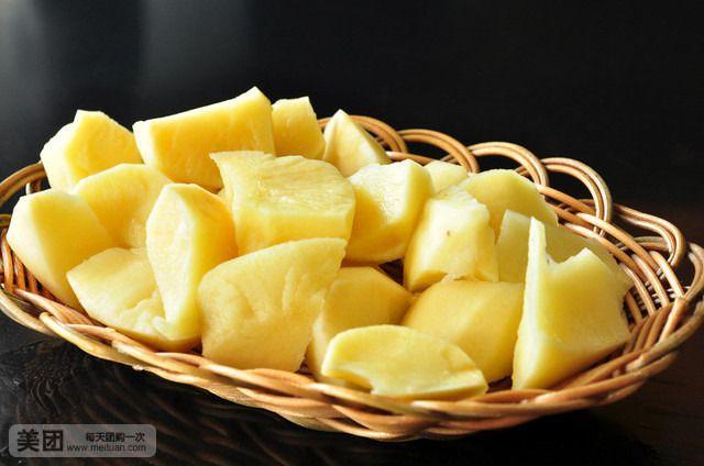 幻儿园手工制作土豆