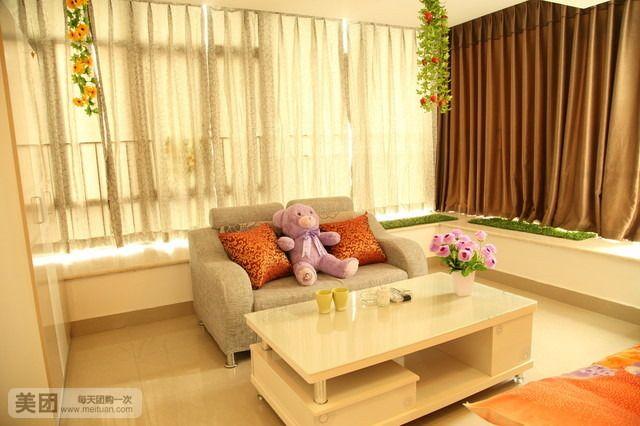 蓉城之家公寓-美团