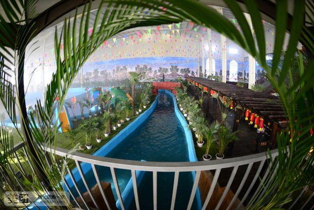 旅游团购 周边游 林甸欢乐谷温泉   欢乐谷风景区由江苏雨天物流集团