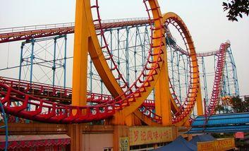 【南坪】重庆游乐园(碰瓷陶艺吧票+碰碰车票+摇头飞椅票)(成人票)-美团