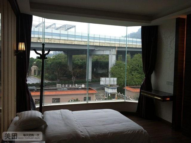 松园山庄酒店-美团