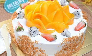 【深圳】圣玛蛋糕-美团