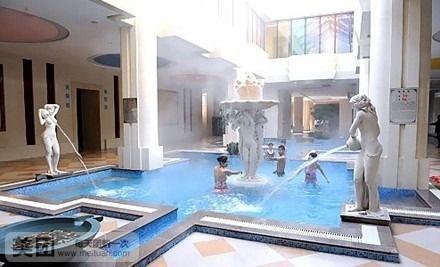 城投温泉度假酒店-美团