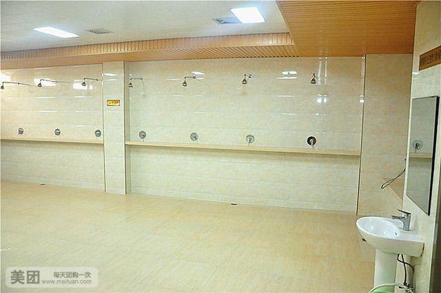 大众澡堂单间设计图