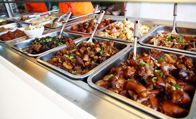 【递铺镇】快天下中式快餐图片