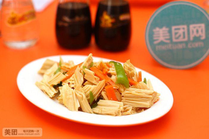 辽阳/凉拌腐竹 呛拌干豆腐丝