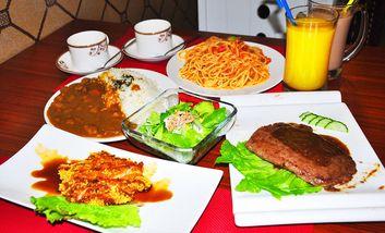 【蚌埠】酱汁之家西餐厅-美团