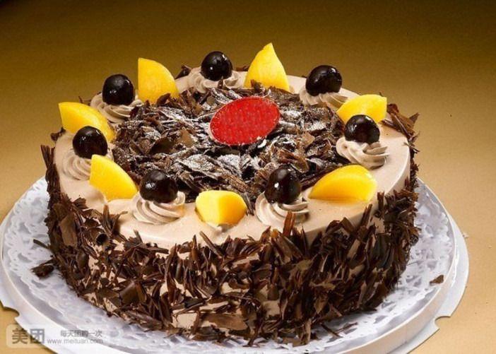 鑫福来蛋糕-美团