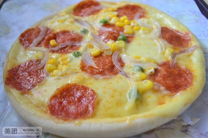 套餐内容 单价 数量/规格 小计 套餐 披萨 35 1份(9英寸) 35 薯条(大