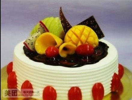 佳美蛋糕-美团