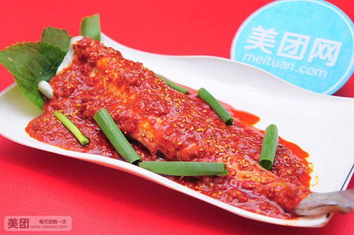 韩式烤肥肠图片
