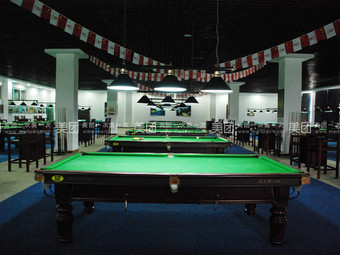 国家羽毛球训练基地银和怡海国奥俱乐部