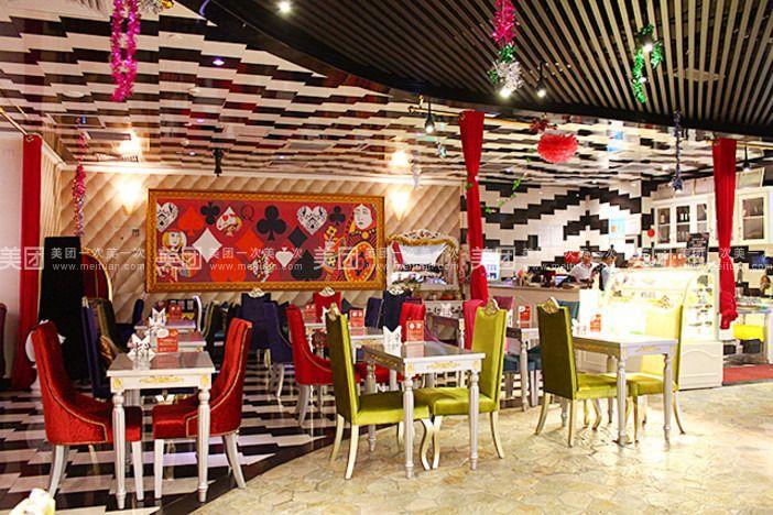 上海爱丽丝主题餐厅上海漫威主题餐厅图片11