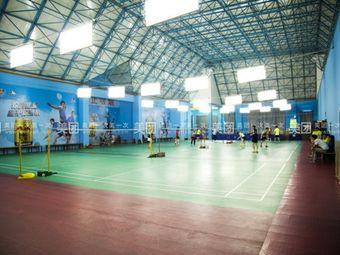 卢瓦尔小镇羽毛球球馆