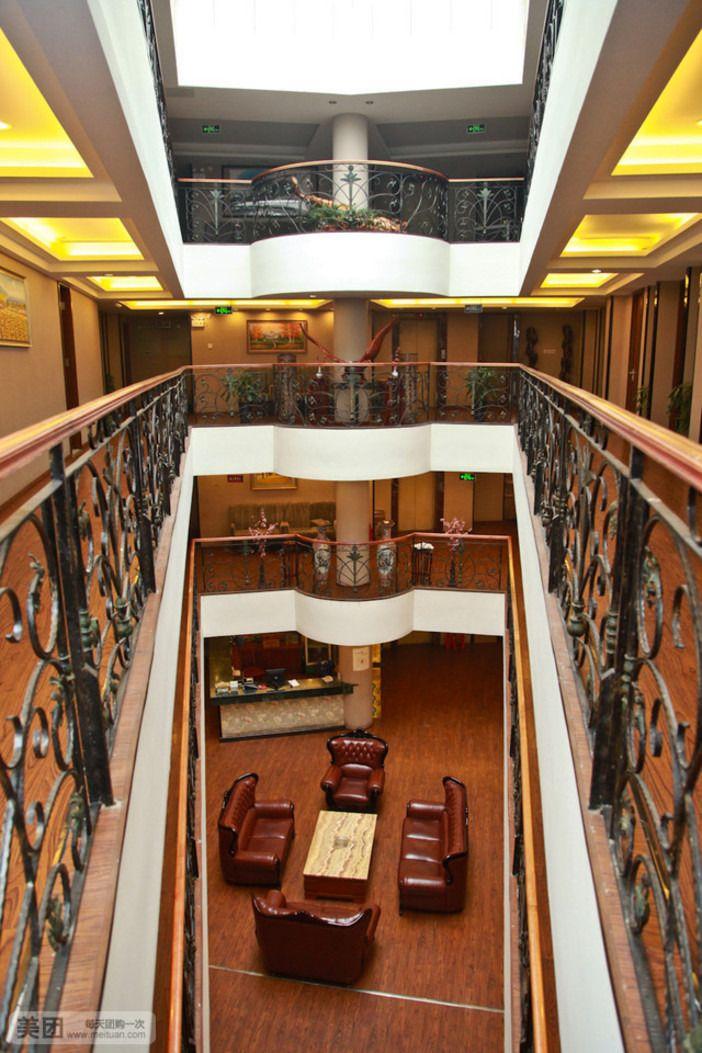 金利银路大酒店+白天鹅大酒店