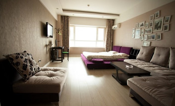 【酒店】爱家酒店公寓-美团