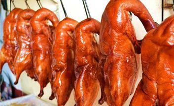 【呼和浩特】同德果木烤鸭-美团